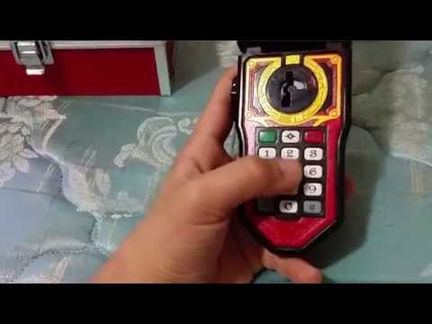Gokaiger Mobirate Review
