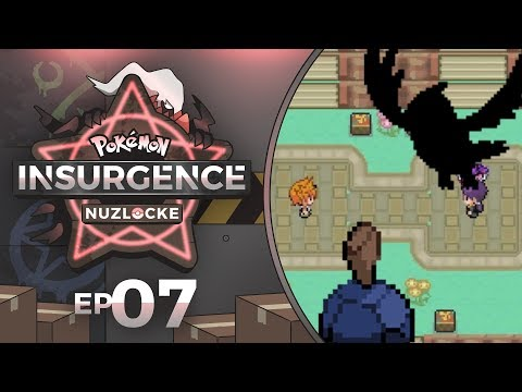 THE FIRST GYM! ORION THE SUN LEADER!! Pokemon Insurgence Nuzlocke Let's Play |  Episode 07