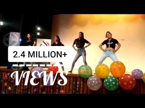 DELHI UNIVERSITY FRESHER'S PARTY 2K19 | GROUP DANCE | NOVATO FIESTA'19
