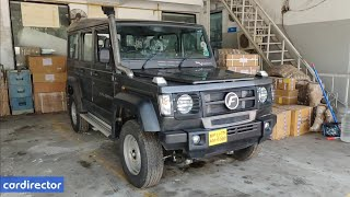 Force Gurkha 4x4 Xplorer 2018 | 5-Door Xplorer Gurkha 2018| Interior and Exterior | Real-life review