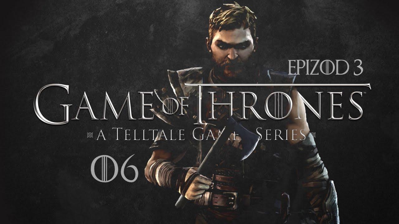 Telltale Game Of Thrones Episode 6