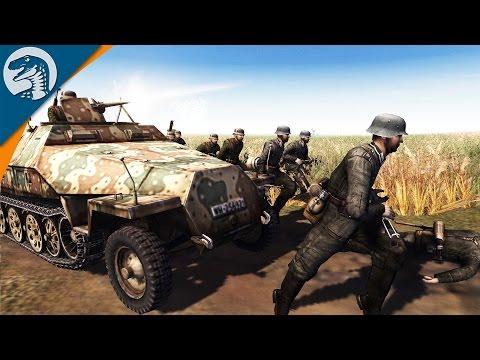 [ROBZ] DEFENDING/ASSAULTING FRONTLINES | Men Of War: Assault Squad 2 [MOD] Multiplayer With Fans!
