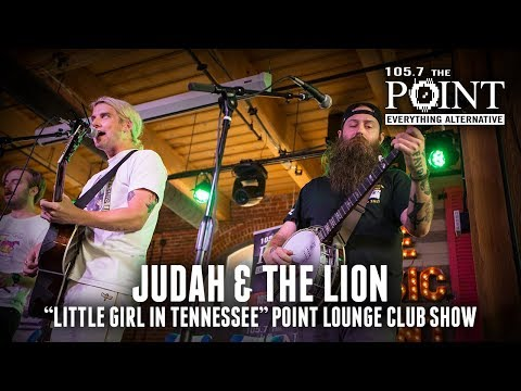 Judah & the Lion - Little Girl in Tennessee [LIVE] Point Lounge Performance