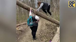 TRY NOT TO LAUGH WATCHING FUNNY FAILS VIDEOS 2021 #106