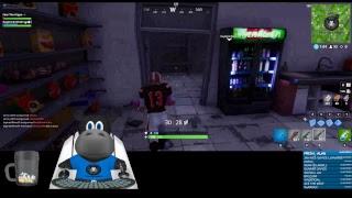 Free! Fortnite BattlePass Challenge - starring Fear The Hippo