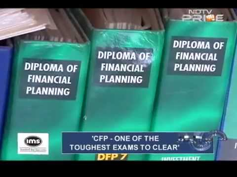 NDTV : Love dealing with money? Build a flourishing career as financial planner