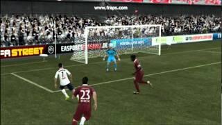Fifa 12 Ribéry Lupfer Traumtor