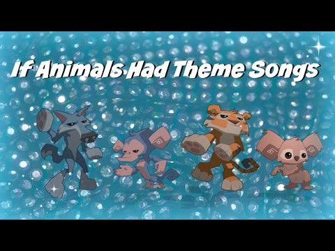 Animal Jam - If Some Animals Had a Theme Song