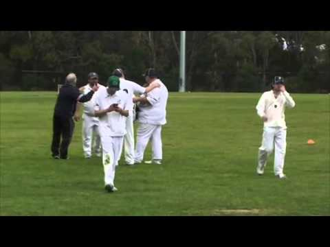 Cricket Match in Spring 2015 |