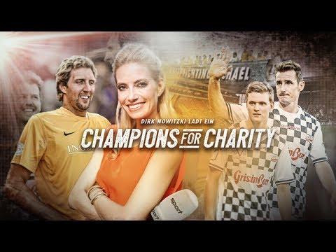 ReLive | Champions for Charity - Das Benefizspiel zu Ehren von Michael Schumacher | SPORT1