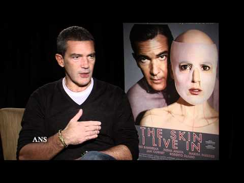 ANS INTERVIEW: ANTONIO BANDERAS SHOWS DARK SIDE IN THE SKIN I LIVE IN