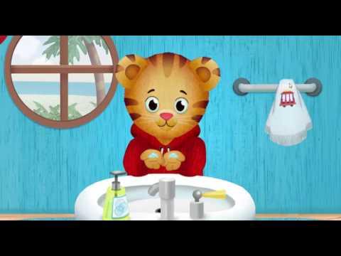 Daniel tiger potty song