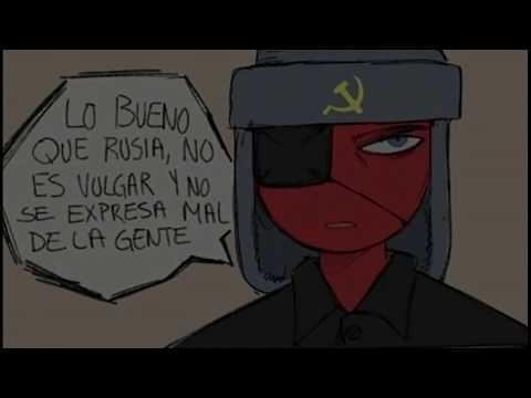 Fandub - Rusia Vulgar [Art by: D a n n y]