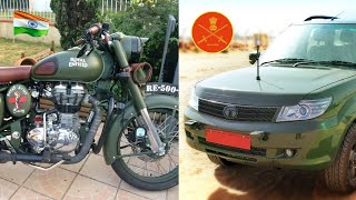 Top 10: Vehicles Used by the INDIAN ARMY ! ! !