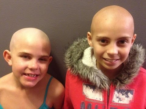 Girl Banned From School For Supporting Cancer-Stricken Friend?