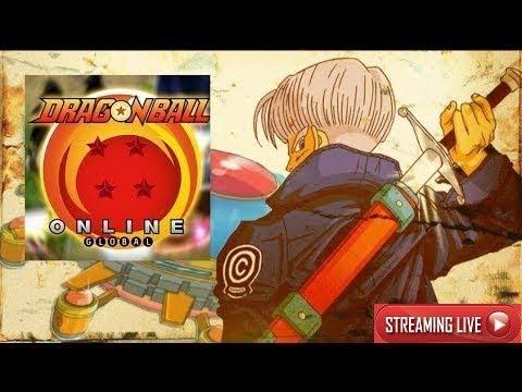 SSJR Trunks Finishing Yahhoy Fort East! (Dragon Ball Online Global)