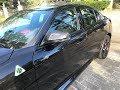 Alfa Romeo Giulia Quadrifoglio Carbon Fiber Mirror Installation