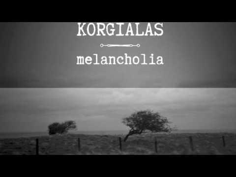 DIMITRIS KORGIALAS - MELANCHOLIA