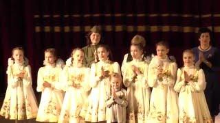 Калинка выступление в Центральном музее Великой Отечественной войны