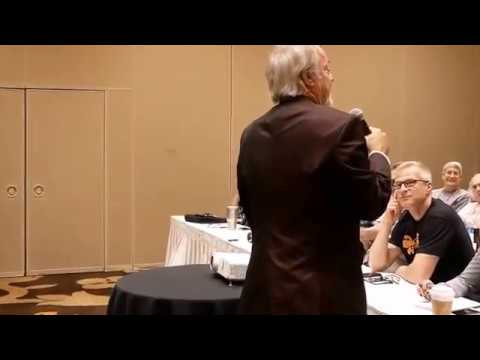 Mark Edward Cold Reading Workshop - CSICon