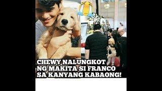 #FRANCO HERNANDEZ DOG NALUNGKOT AT UMIYKA NG NAKITA NIYA MULI ANG AMONG KAIBIGANG NASA KABAONG NA!