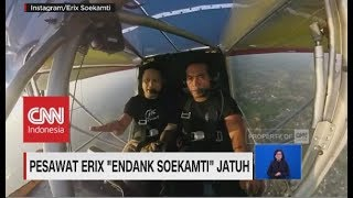 "Video Pesawat Erix ""Endank Soekamti'"" Jatuh download MP3, 3GP, MP4, WEBM, AVI, FLV Oktober 2018"