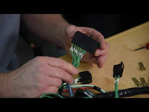 [ZTBE_9966]  Wiring Harness from Scoutparts.com - YouTube | International Scout Wiring Harness |  | YouTube