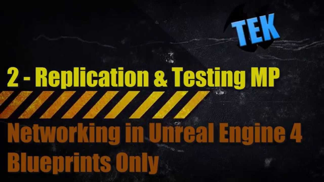 Unreal engine 4 networking 2 replication basics how to test unreal engine 4 networking 2 replication basics how to test without a second pc malvernweather Gallery