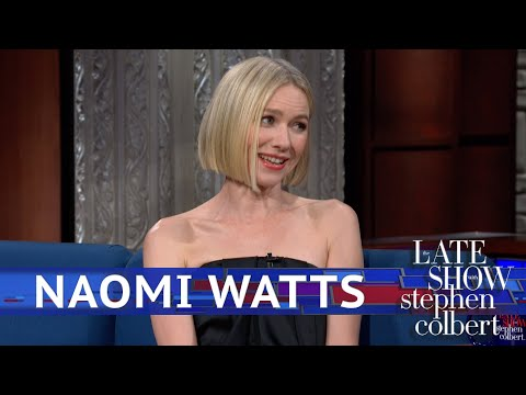 Naomi Watts Proves Why She's A 'Scream Queen'