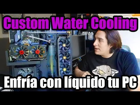 Enfriando tu PC con Agua - Droga Digital