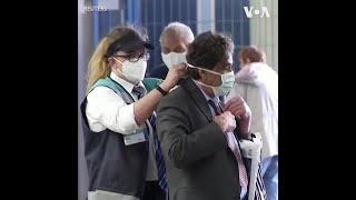 德国推行口罩强制令控制新冠疫情
