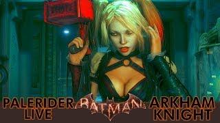 Live Stream: Batman: Arkham Knight