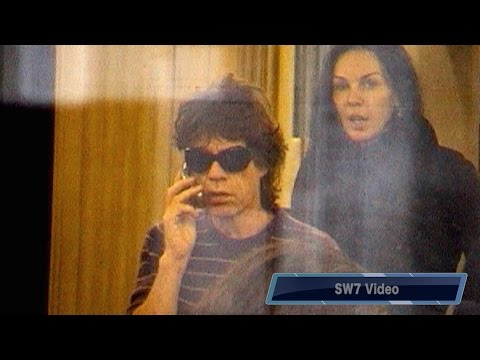 Mick Jagger & L