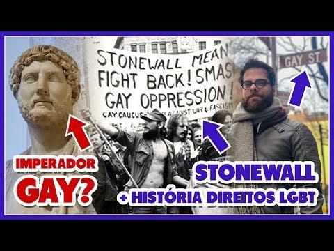 SEGREDOS GAYS de NOVA YORK  O que foi a STONEWALL  LUGARES HISTÓRICOS LGBT - Põe Na Roda