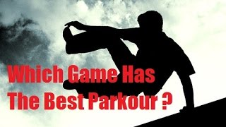 Video Game Parkour Comparison (Watch Dogs 2, Sleeping Dogs, Watch Dogs 2, Assassins Creed