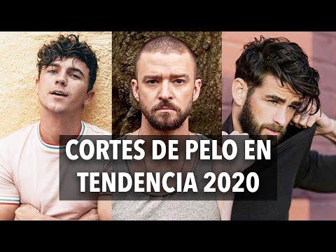 Cortes de pelo para hombres tendencia 2020
