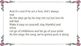 Kevin Michael - Too Blessed Lyrics