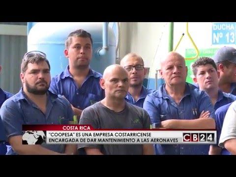 """Compañía costarricense """"Coopesa"""" seleccionada para cambiar imagen de aerolínea """"Latam"""""""