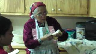 Making Traditional Navajo Fry Bread