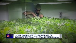 Recreational marijuana in Michigan poised to appear on November ballot