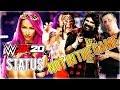 WWE 2K20 NEWS: REMOVED & MISSING SUPERSTARS/LEGENDS, SASHA BANKS WWE 2K20 STATUS