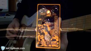 Mojo Hand FX Nebula IV Phaser