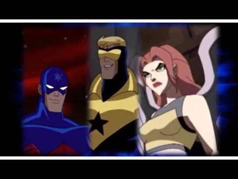 Legends of Tomorrow Animated