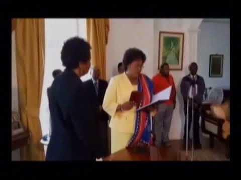 Barbados Historic Election