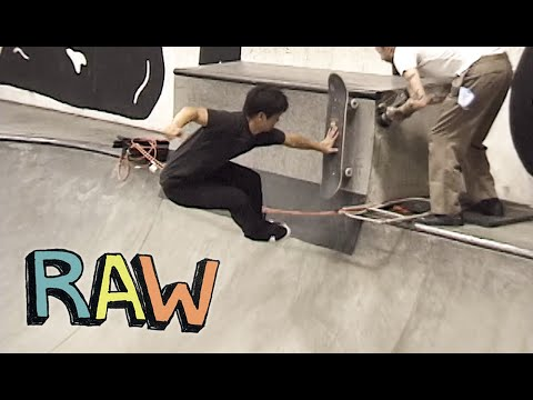 RAW Uncut Skateboarding   A Happy Medium United Nations