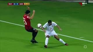 دوري نجوم QNB: الموسم 18 - 19 - اهداف المباراة : الريان 1 - 1 ام صلال