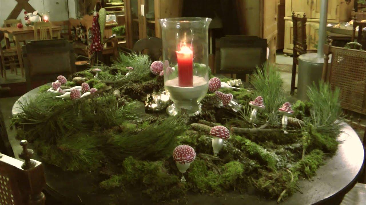 Antiquit ten antike m bel weihnachtsausstellung im antik for Antike weihnachtsdeko