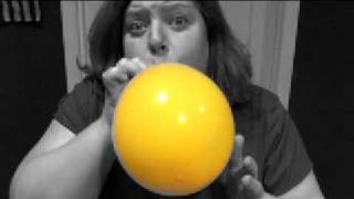 Blowing Up Balloons in the Name of Science