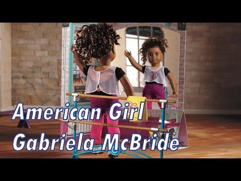 American Girl Doll - Gabriela McBride