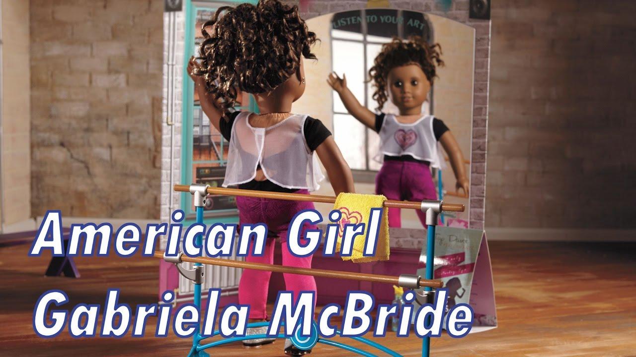 Gabrielas Creative Studio Set Gabriela McBride American Girl American Girl of 2017